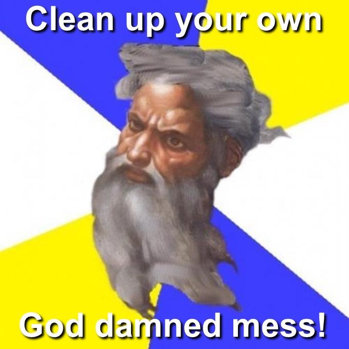 God Mess