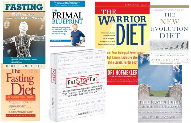 Fasting Books