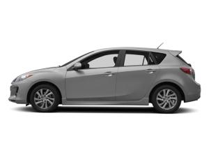 Mazda 3 Silver